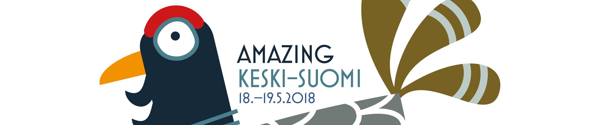 Amazing Keski-Suomi 18.-19.5.2018 - Aito Maaseutu