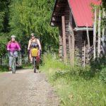 Kansikuva: Himos-Jämsä -pyöräilyreitti