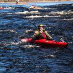 Kansikuva: Konnevesi-Laukaa -melontareitti
